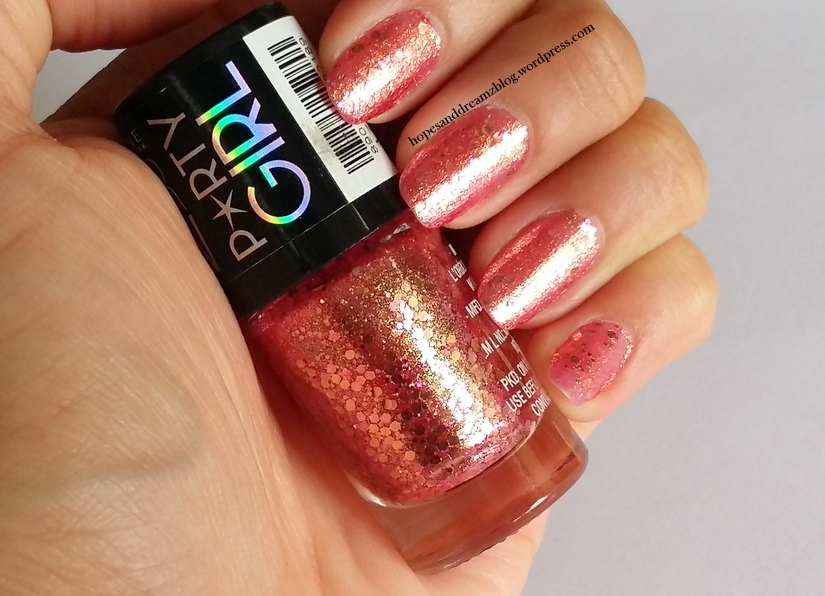 Review, Swatches: Maybelline Color Show Party Girl Nail Polish ...