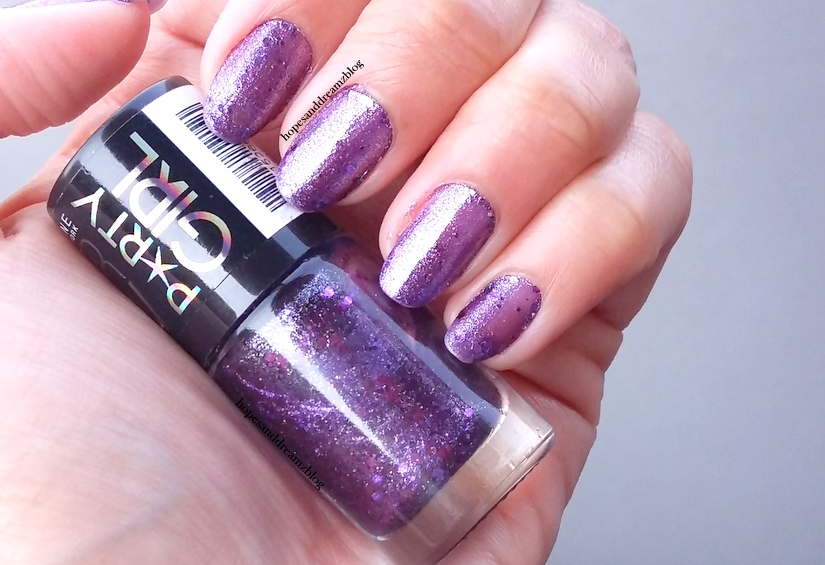 Maybelline Color Show Party Girl Nail Polish, Party Lights: Review ...